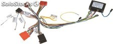 Conector doble iso Audi > 2006 , parrot