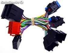 Conector doble ISO Chevrolet 2006 -> , Parrot