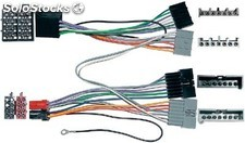 Conector doble iso Chrysler-Jeep > 2001 , parrot