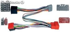 Conector doble iso Chrysler, Jeep 2002 > , parrot