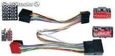 Conector doble iso Jaguar , Land Rover , parrot