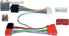 Conector doble iso Nissan 1999 > 2008 > , parrot