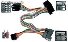 Conector doble iso para Ford 2003 > 40 pines , parrot