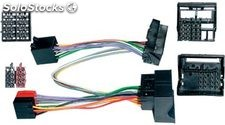 Conector doble iso para Opel 2004 > , parrot