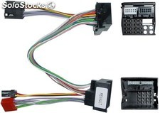 Conector doble iso para Renault 2007 > , parrot
