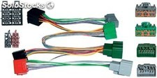 Conector doble iso Volvo 2000 > , parrot