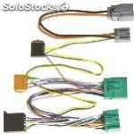 Conector doble iso volvo 2004 > , parrot