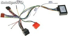 Conector iso a iso active Audi, Vw, Porsche (Audi full Bose system), (Vw full