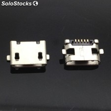 Conector microusb tablet smartphone