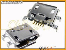 Conector para USB Alcatel One Touch, 995, 980, 991D, 918, 918D, Alcatel One