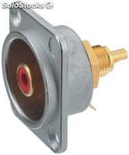 Conector Rca Male Metal