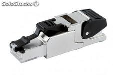 Conector RJ45 Ethernet Industrial