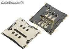 Conector sim para htc One x, G23, Windows phone 8X