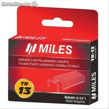 conf. 1000 Punti TR 13 mm. 6 Miles 6013