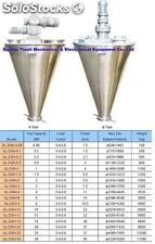 Conical Double Screw Mixer