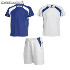 Conjunto Deportivo Hombre xl royal/blanco school collection