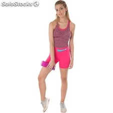 Conjunto deportivo shape up fit active fucsia - anaissa - fit active -