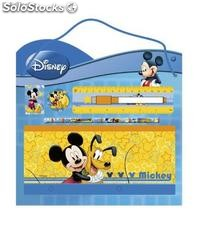 Conseil plus kit de papeterie Mickey Mouse.