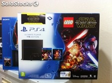 Consola 1TB PS4 Lego Star Wars Force Awakens