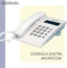 Consola Digital Microcom