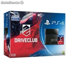 Consola Sony PlayStation 4 - 500 GB + Driveclub