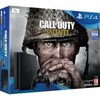 Consola sony ps4 1TB negra + call of duty wwii