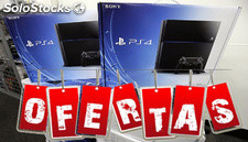 Consola sony PS4 500GB negra slim