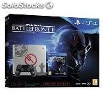 Consola sony PS4 slim 1TB limited edition + star wars battlefront ii elite