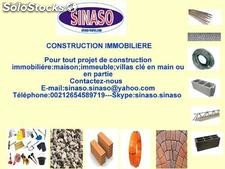construction immobiliére