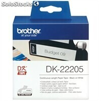 Consumible brother brother Papel continuo QL550
