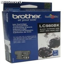 Consumible brother cartucho negro DCP145/165