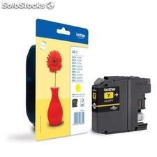 Consumible brother LC121YBP Amarillo Blister