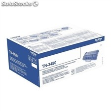 Consumible brother Toner tn-3480 8000 páginas