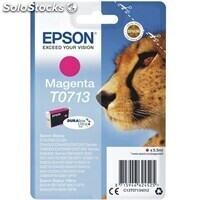 Consumible EPSON Cartucho Magenta T0713 Stylus DX4000