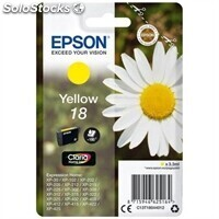 Consumible epson epson Cartucho Yellow C13T18044010 xp-30-102-202