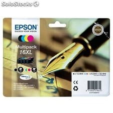 Consumible epson Multipack T1636 xl