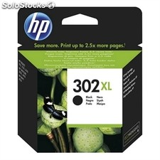 Consumible hewlett packard 302XL cartucho negro Officejet 3830 Ref: F6U68AE