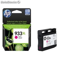 Consumible hewlett packard 933XL Cartucho Magenta CN055AE Officejet 6100