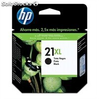 Consumible hewlett packard hp 21XL C9351CE cartucho negro Deskjet/Officejet
