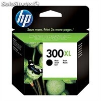 Consumible hewlett packard hp 300XL CC641EE cartucho negro Deskjet/Photosmar