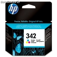 Consumible hewlett packard hp 342 C9361EE cartucho tricolor Deskjet/Photosmar