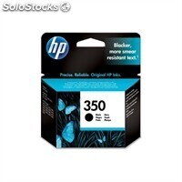 Consumible hewlett packard hp 350 CB335EE cartucho negro Officejet/Photosmart