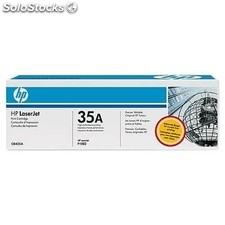 Consumible hewlett packard hp 35A t