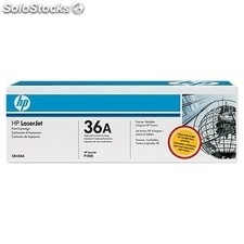 Consumible hewlett packard hp 36A t