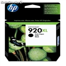Consumible hewlett packard hp 920XL cartucho Negro Officejet serie 6000/6500