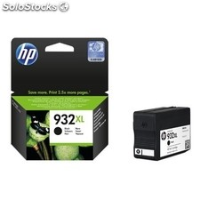 Consumible hewlett packard hp 932XL Cartucho Negro CN053AE Officejet 6100-700