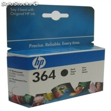 Consumible hewlett packard hp Cartucho Negro 364 - CB316E 250 paginas
