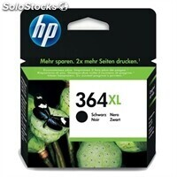 Consumible hewlett packard hp Cartucho Negro 364XL-6380