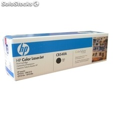 Consumible hewlett packard hp CB540A t