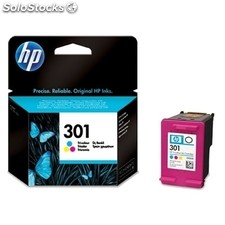 Consumible hewlett packard hp CH562EE Cartucho color HP301 Deskjet 1050/2050